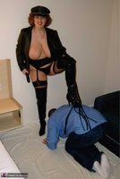 Curvy Claire. Whipping & Face Sitting Free Pic 3