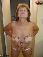 BustyBliss. Happy Birthday To A Big Fan Free Pic 5