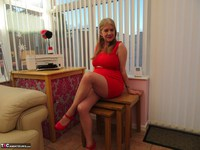 Lily May. Lily In The Red Dress Pt1 Free Pic 1