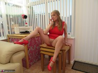 Lily May. Lily In The Red Dress Pt1 Free Pic 3