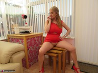 Lily May. Lily In The Red Dress Pt1 Free Pic 4