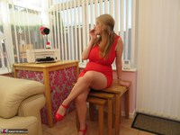 Lily May. Lily In The Red Dress Pt1 Free Pic 6
