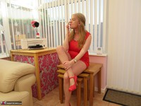 Lily May. Lily In The Red Dress Pt1 Free Pic 8