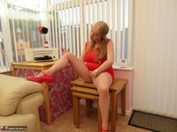 Lily May. Lily In The Red Dress Pt1 Free Pic 16