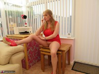 Lily May. Lily In The Red Dress Pt1 Free Pic 17