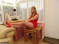 Lily May. Lily In The Red Dress Pt1 Free Pic 19