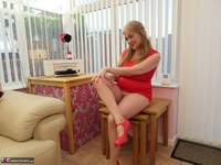 LilyMay. Lily In The Red Dress Pt2 Free Pic 7