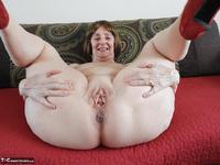 Kat Kitty. Red sofa teasing Free Pic 20