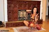 Diana Ananta. Fireplace Free Pic 3