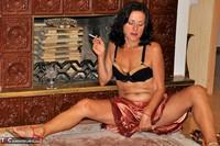 Diana Ananta. Fireplace Free Pic 5