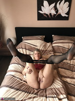 SweetSusi. Black Nylon Free Pic 17
