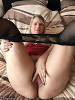 SweetSusi. Black Nylon Free Pic 19