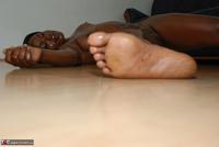 Jessicas Honeyz. Ebony Slippery When Wet Pt2 Free Pic 1