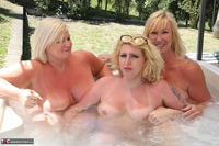 Melody. Lesbo Hot Tub Orgy Pt3 Free Pic 4
