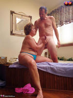 Busty Bliss. Pink Half Get In Tub Boy For Cock Sucking Fun Pt2 Free Pic 19
