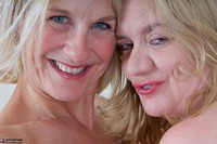Molly MILF. On The Bed With Lily May Pt2 Free Pic 20