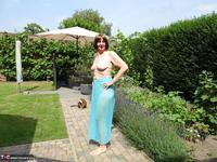 Kat Kitty. In The Garden Pt2 Free Pic 3