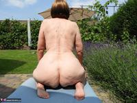 Kat Kitty. In The Garden Pt2 Free Pic 6