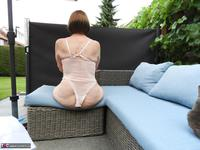 Kat Kitty. In The Garden Pt2 Free Pic 13