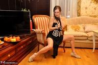 Diana Ananta. Black Dress Free Pic 3