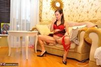 Diana Ananta. Slut In Red Free Pic 7