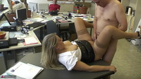 SweetSusi. Extremely Cool In The Office Free Pic 18