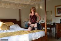 Barby Slut. Spotty Dress Free Pic 3