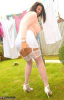 LuLu Lush. Hanging Out The Laundry Free Pic 6