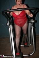 Kinky Carol. Exercising Pt3 Free Pic 5