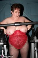 Kinky Carol. Exercising Pt3 Free Pic 10