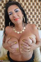 LuLu Lush. Shiny Gold Leggings Free Pic 10