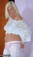 PlatinumBlonde. Pink Trousers Pt1 Free Pic 6