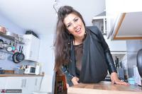 LuLu Lush. On The Prowl In The Kitchen Free Pic 7