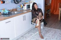 LuLu Lush. On The Prowl In The Kitchen Free Pic 12