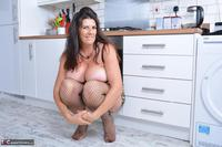 LuLu Lush. On The Prowl In The Kitchen Free Pic 16