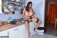 LuLu Lush. On The Prowl In The Kitchen Free Pic 19