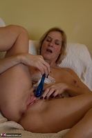 Molly MILF. French White Lingerie Free Pic 10