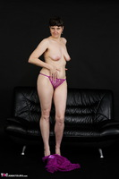 Hot Milf. Purple Negligee Free Pic 13