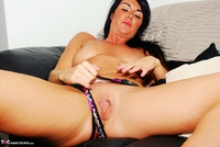 Raunchy Raven. Raunchy Raven In Floral Panties & Short Blue Dress Pt2 Free Pic 7