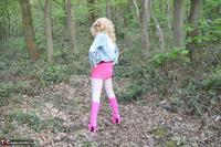 Barby Slut. Barby Pink In White Tights Free Pic 2