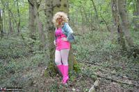 Barby Slut. Barby Pink In White Tights Free Pic 4