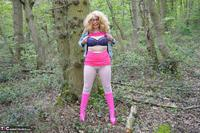 Barby Slut. Barby Pink In White Tights Free Pic 6