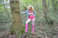 Barby Slut. Barby Pink In White Tights Free Pic 8