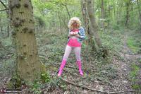 Barby Slut. Barby Pink In White Tights Free Pic 9