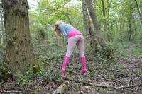 Barby Slut. Barby Pink In White Tights Free Pic 10