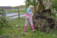 Barby Slut. Barby Pink In White Tights Free Pic 20