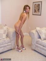 Kiss Alissa. Cotton Tail Pumps & Crotchless Panties Pt1 Free Pic 13