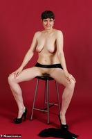 Hot Milf. Wetlook Top & Skirt Free Pic 10