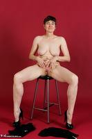 Hot Milf. Wetlook Top & Skirt Free Pic 14