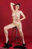 Hot Milf. Wetlook Top & Skirt Free Pic 18